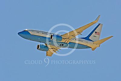 C-40USAF 00004 Boeing C-40 by Peter J Mancus