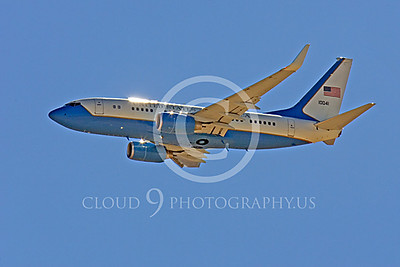 C-40USAF 00006 Boeing C-40 by Peter J Mancus