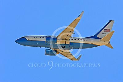 C-40USAF 00008 Boeing C-40 by Peter J Mancus
