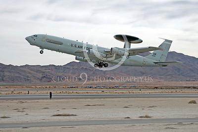 E-3USAF 00018 Boeing E-3 Sentry USAF 760556 OK by Peter J Mancus