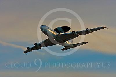 E-3USAF 00002 Boeing E-3 Sentry by Peter J Mancus