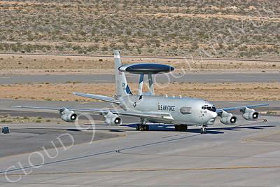 E-3USAF 00013 Boeing E-3 Sentry by Peter J Mancus