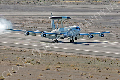 E-3USAF 00011 Boeing E-3 Sentry by Peter J Mancus