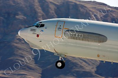 CUNMJ 00188 Boeing E-3 Sentry USAF by Peter J Mancus
