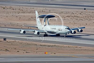 E-3USAF 00019 Boeing E-3 Sentry USAF 750556 OK by Peter J Mancus