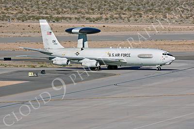 E-3USAF 00015 Boeing E-3 Sentry USAF 750556 by Peter J Mancus