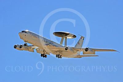 E-3USAF 00006 Boeing E-3 Sentry by Peter J Mancus