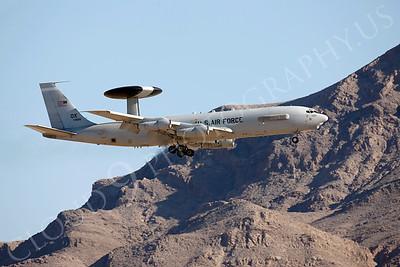 E-3USAF 00016 Boeing E-3 Sentry USAF 750556 by Peter J Mancus