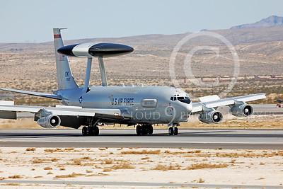 E-3USAF 00005 Boeing E-3 Sentry by Peter J Mancus