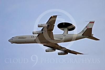 E-3USAF 00004 Boeing E-3 Sentry by Peter J Mancus