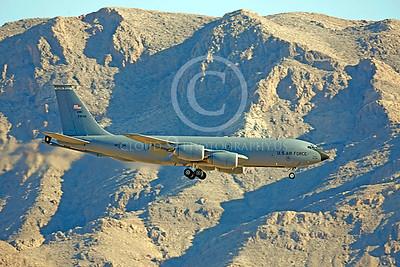 KC-135USAF 00040 Boeing KC-135R Stratotanker USAF 23546 Grand Forks by Peter J Mancus
