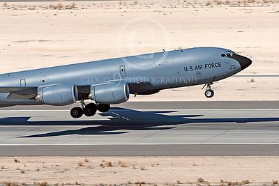 KC-135USAF 00022 Boeing KC-135R Stratotanker USAF by Peter J Mancus