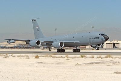 KC-135USAF 00003 Boeing KC-135R USAF 91508 Nellis AFB by Peter J Mancus