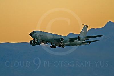 KC-135USAF 00006 Boeing KC-135R by Peter J Mancus