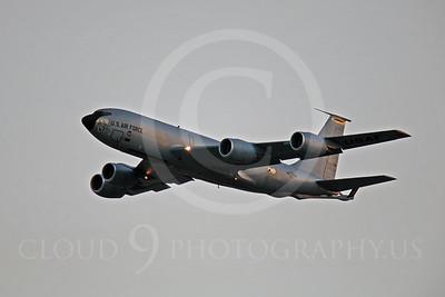 KC-135USAF 00004 Boeing KC-135R Stratotanker by Peter J Mancus