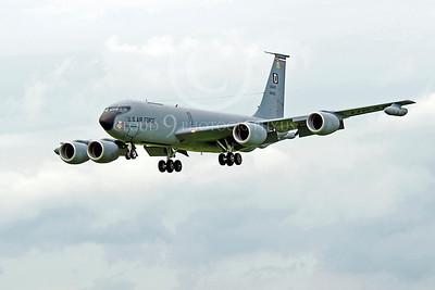 KC-135USAF 00030 Boeing KC-135R USAFE 38025 by Alasdair MacPhail