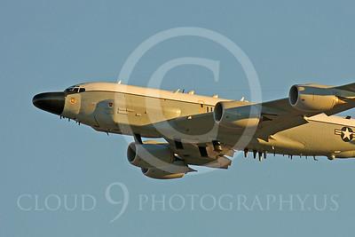 CUNMJ 00123 Boeing RC-135 USAF by Peter J Mancus