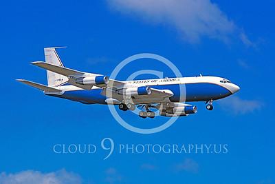 VC-135 00002 Boeing VC-135 1993 by Carl E Porter