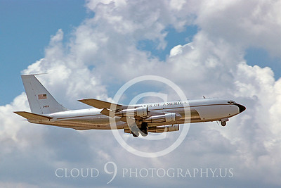 VC-135 00004 Boeing VC-135B USAF 15 Aug 1979 by Matsumi Wada