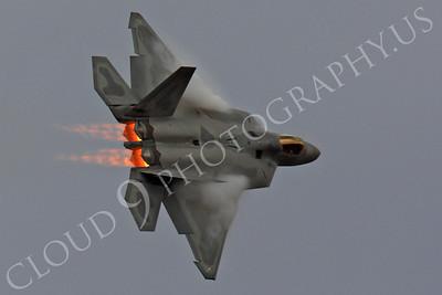 AB-F-22 00038 Lockheed Martin F-22 Raptor USAF 04068 by Peter J Mancus