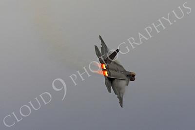AB-F-22 00042 Lockheed Martin F-22 Raptor USAF by Peter J Mancus
