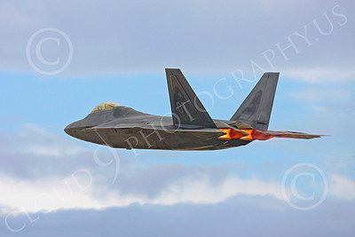 AB - F-22 00092 Lockheed Martin F-22 Raptor USAF 99011 2004 by Peter J Mancus