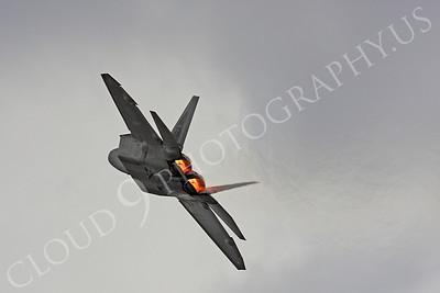 AB-F-22 00052 Lockheed Martin F-22 Raptor USAF by Peter J Mancus