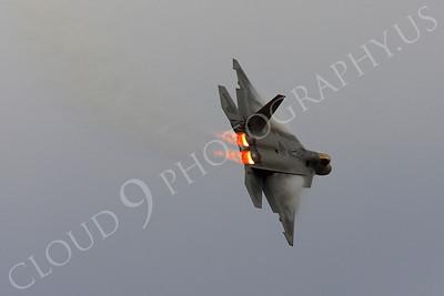 AB-F-22 00032 Lockheed Martin F-22 Raptor USAF 04068 by Peter J Mancus