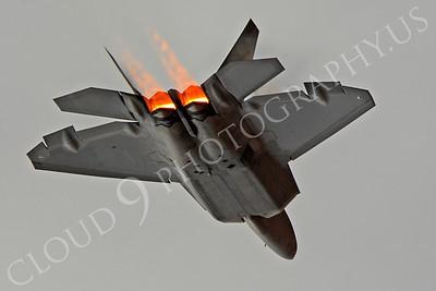 AB-F-22 00058 Lockheed Martin F-22 Raptor USAF 04068 by Peter J Mancus