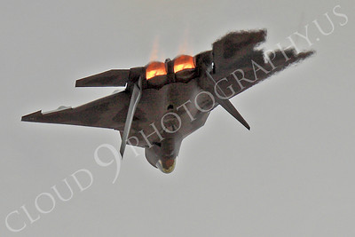 AB-F-22 00050 Lockheed Martin F-22 Raptor USAF by Peter J Mancus