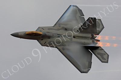 AB-F-22 00018 Lockheed Martin F-22 Raptor USAF by Peter J Mancus