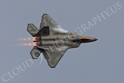 AB-F-22 00044 Lockheed Martin F-22 Raptor USAF by Peter J Mancus