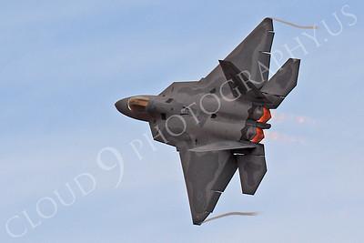 AB-F-22 00048 Lockheed Martin F-22 Raptor USAF by Peter J Mancus