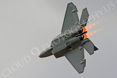 AB-F-22 00036 Lockheed Martin F-22 Raptor USAF 04068 by Peter J Mancus