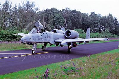 A-10USAF 00011 Fairchild A-10 Thunderbolt II USAF by Wilfried Zetsche