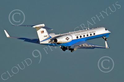 C-37 00026 Gulfstream Aerospace C-37 Gulfstream V USAF 70400 by Peter J Mancus
