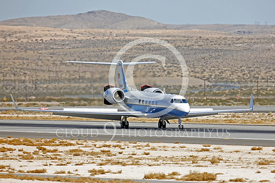 C-37 00001 Gulfstream Aerospace C-37 USAF Nellis AFB by Peter J Mancus