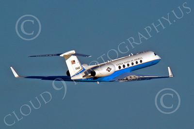 C-37 00050 Gulfstream Aerospace C-37 Gulfstream V USAF 70400 by Peter J Mancus