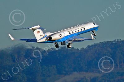 C-37 00006 Gulfstream Aerospace C-37 Gulfstream V USAF 70400 by Peter J Mancus
