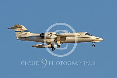 C-21USAF 00006 Learjet C-21A USAF AMC by Peter J Mancus