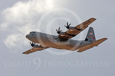 C-130USAF 00006 Lockheed C-130 Hercules by Peter J Mancus