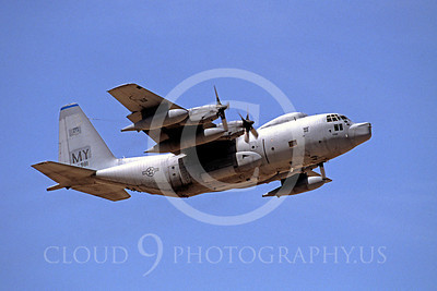 C-130USAF 00018 Lockheed HC-130P Hercules USAF March 2001 by Peter J Mancus
