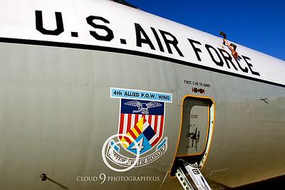 C-141 00004 Lockheed C-141B StarLifter USAF by Peter J Mancus