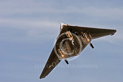 F-117 00004 Lockheed F-117 Nighthawk USAF by Peter J Mancus