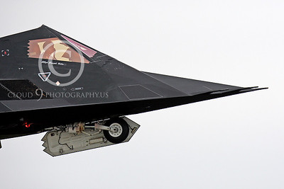 F-117 00016 Lockheed F-117 Nighthawk USAF by Peter J Mancus