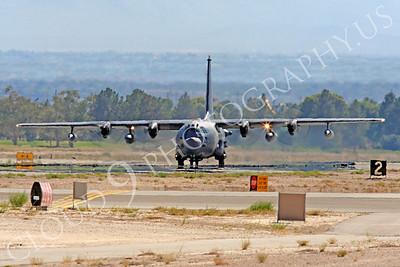 MC-130H 00055 Lockheed MC-130H Hercules Combat Talon USAF 80264 Nellis AFB by Peter J Mancus