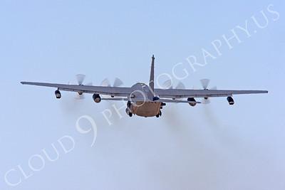 MC-130H 00038 Lockheed MC-130H Hercules Combat Talon USAF 80264 Nellis AFB by Peter J Mancus