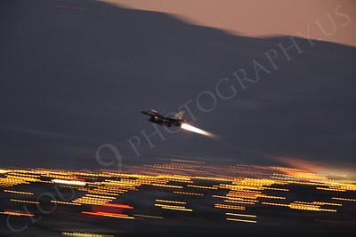 AB - F-16USAF 00015 Lockheed Martin F-16 Fighting Falcon USAF Nellis AFB by Peter J Mancus