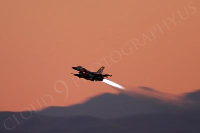 AB - F-16USAF 00017 Lockheed Martin F-16 Fighting Falcon USAF Nellis AFB by Peter J Mancus