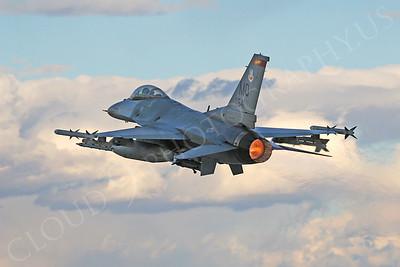 AB - F-16USAF 00072 Lockheed Martin F-16 Fighting Falcon USAF 93541 by Tim P Wagenknecht